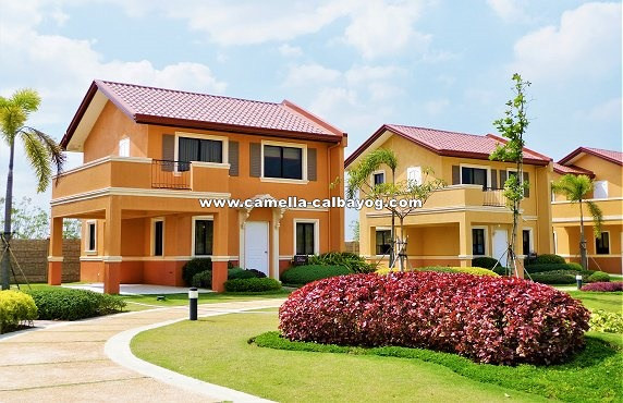 Camella Calbayog House and Lot for Sale in Calbayog City Philippines