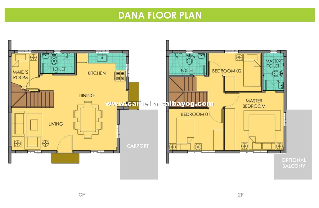 Dana  House for Sale in Calbayog City