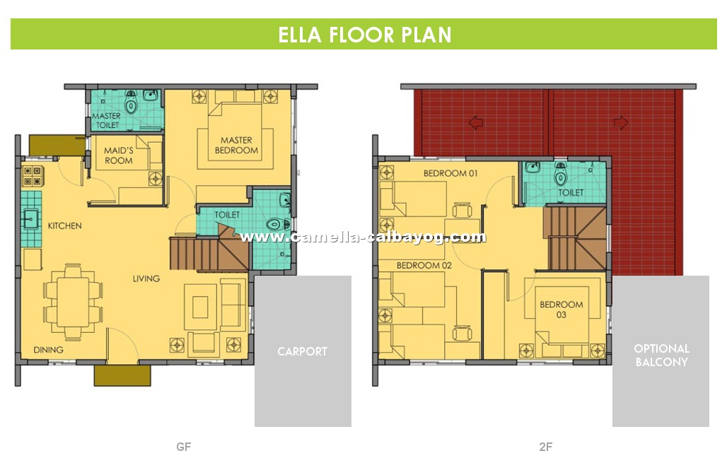 Ella  House for Sale in Calbayog City