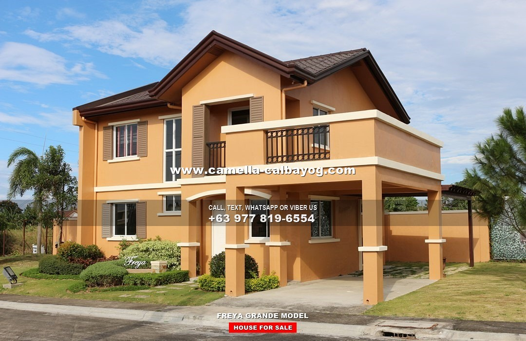 Freya House for Sale in Calbayog City