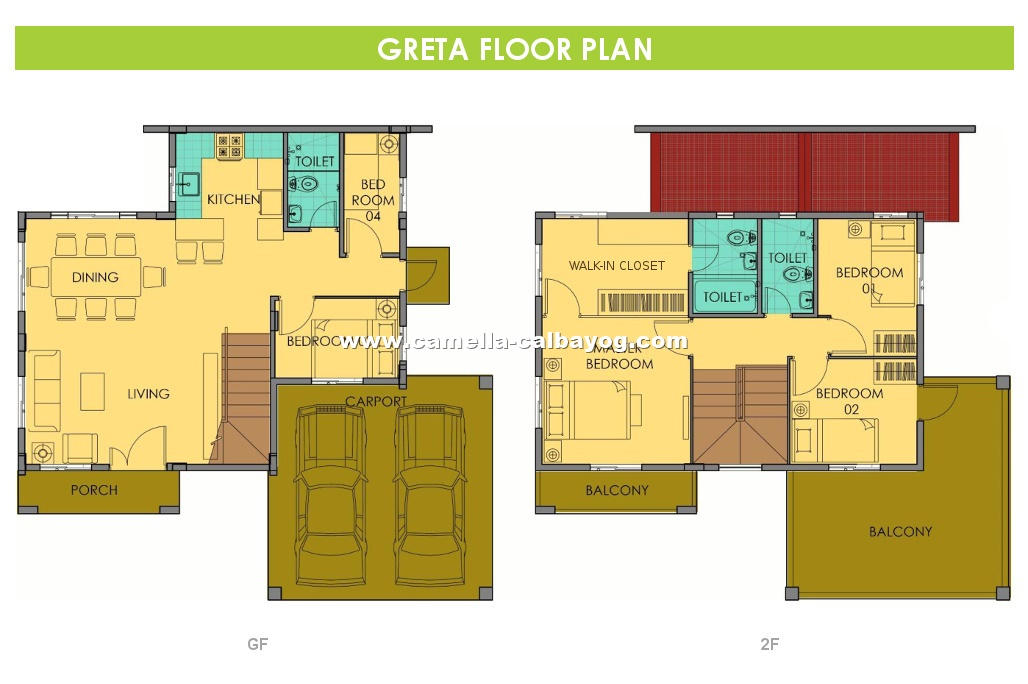 Greta  House for Sale in Calbayog City