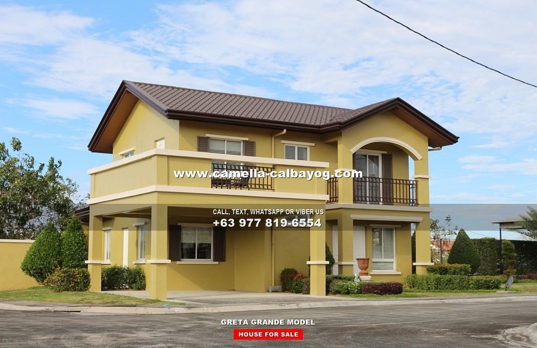 Greta House for Sale in Calbayog City