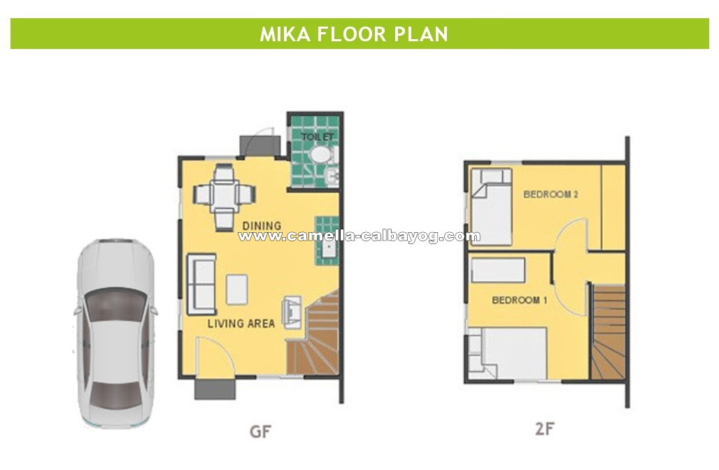 Mika  House for Sale in Calbayog City