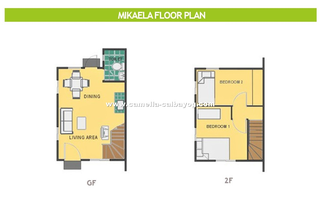 Mikaela  House for Sale in Calbayog City