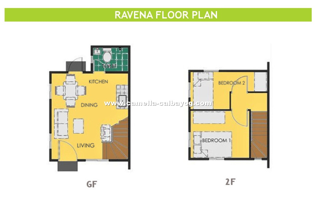 Ravena  House for Sale in Calbayog City