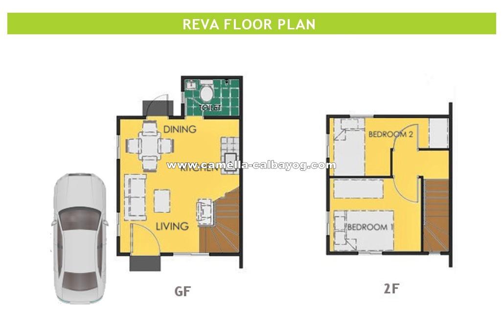 Reva  House for Sale in Calbayog City