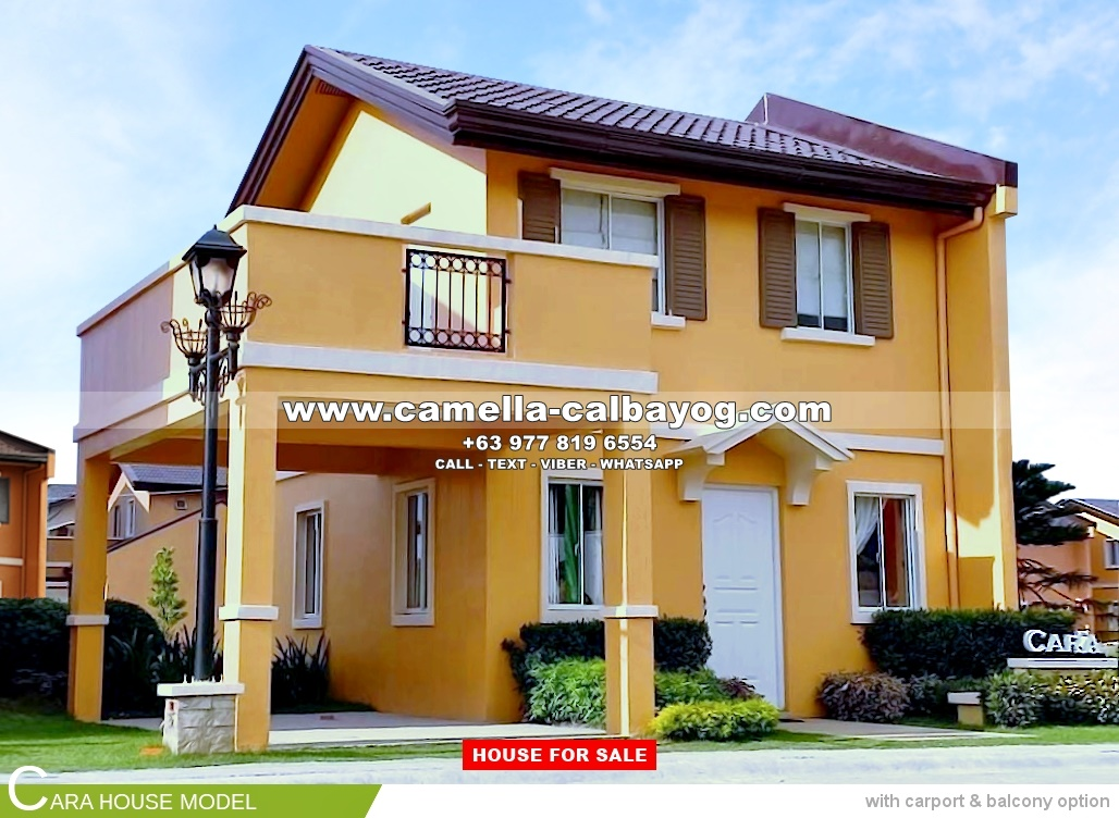 Cara House for Sale in Calbayog, Samar