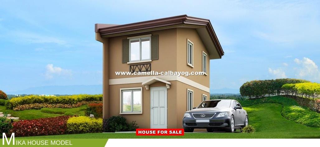 Mika House for Sale in Calbayog, Samar