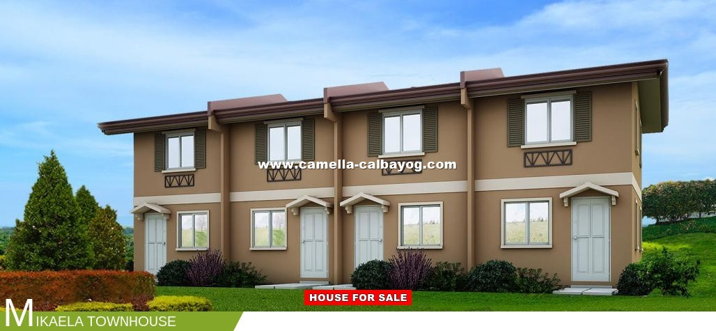 Mikaela House for Sale in Calbayog, Samar