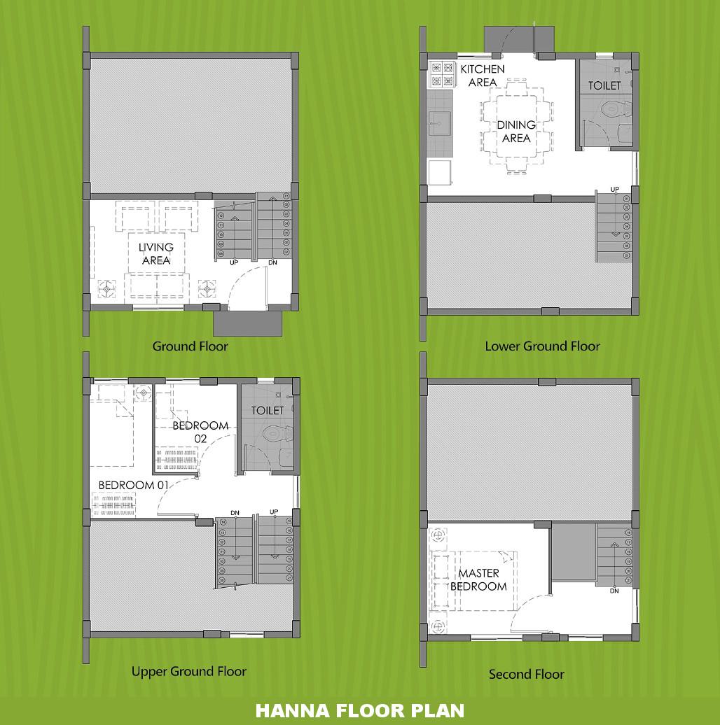 Hanna  House for Sale in Calbayog City