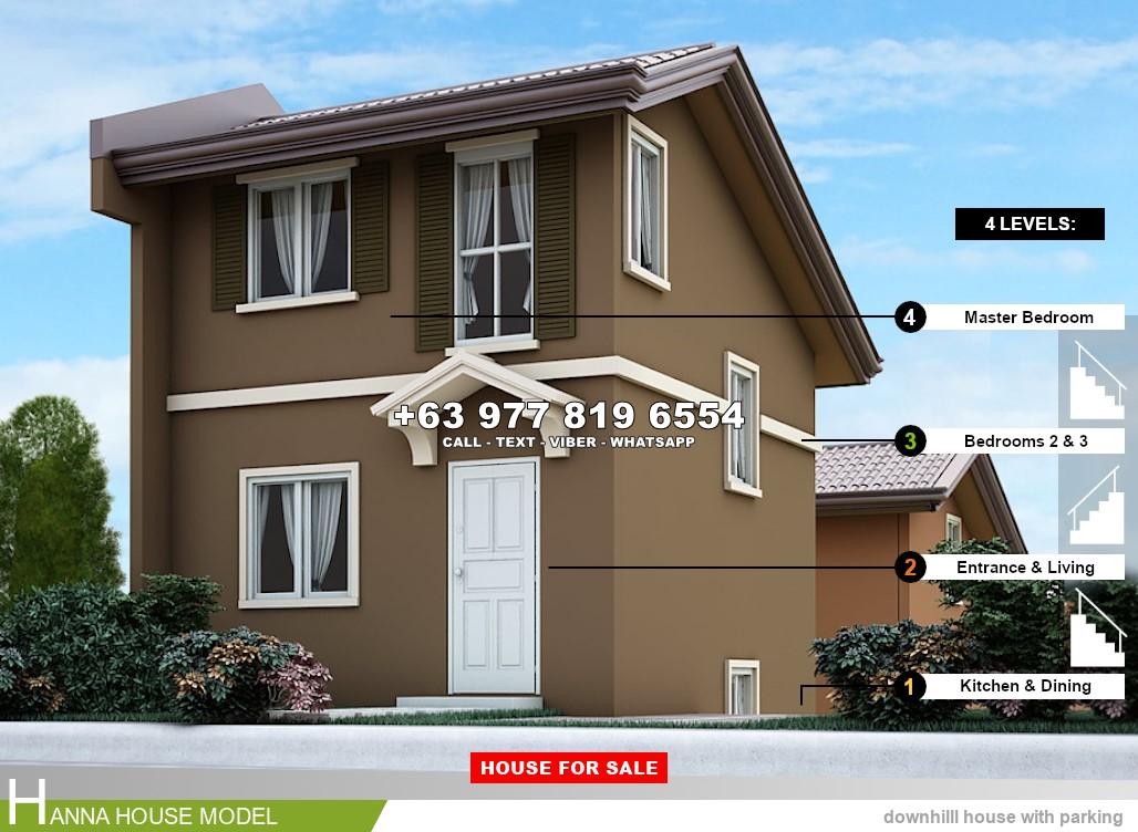 Hanna House for Sale in Calbayog, Samar