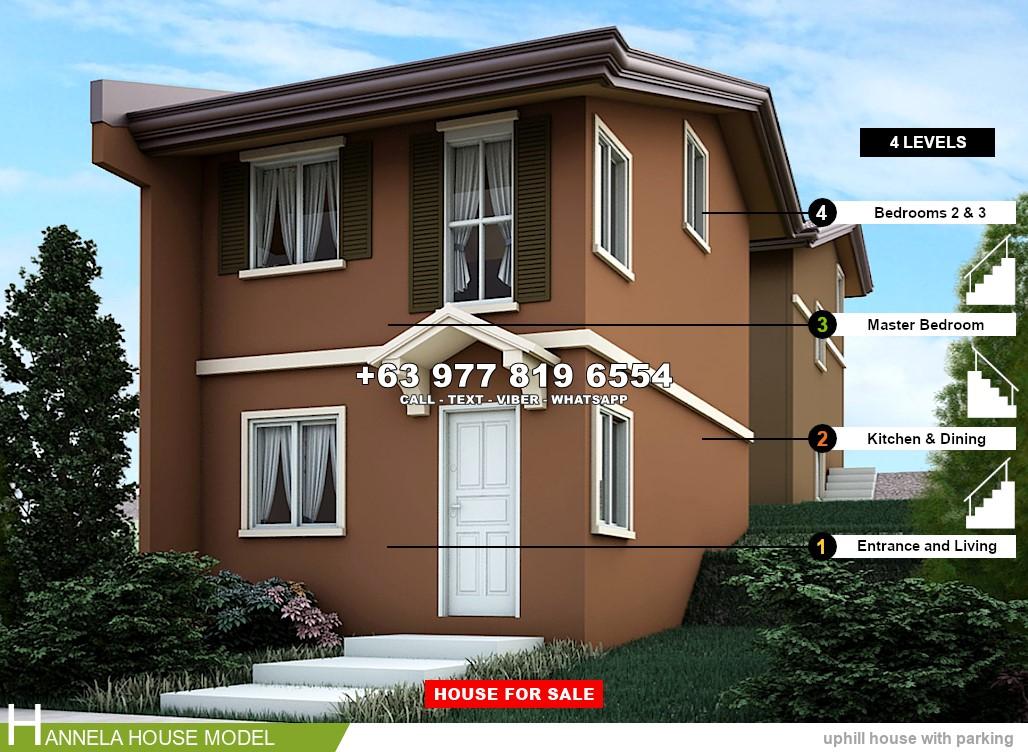 Hannela House for Sale in Calbayog, Samar