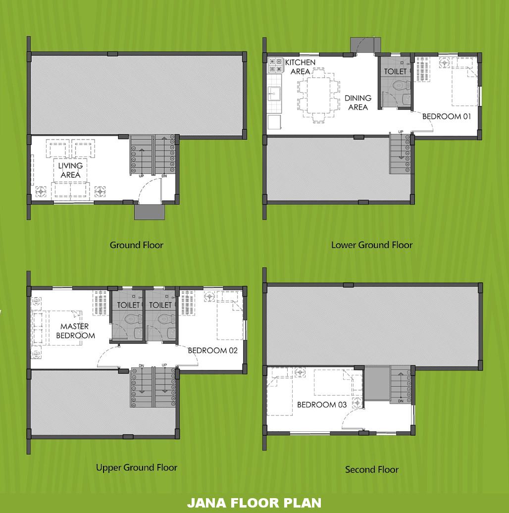 Janna  House for Sale in Calbayog City