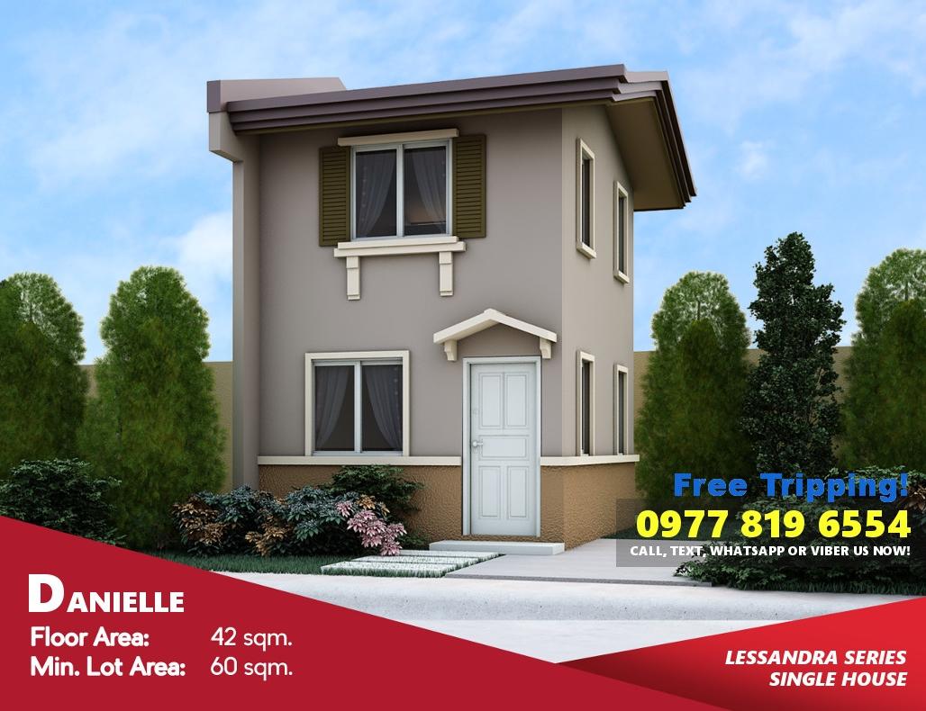 Danielle House for Sale in Calbayog, Samar