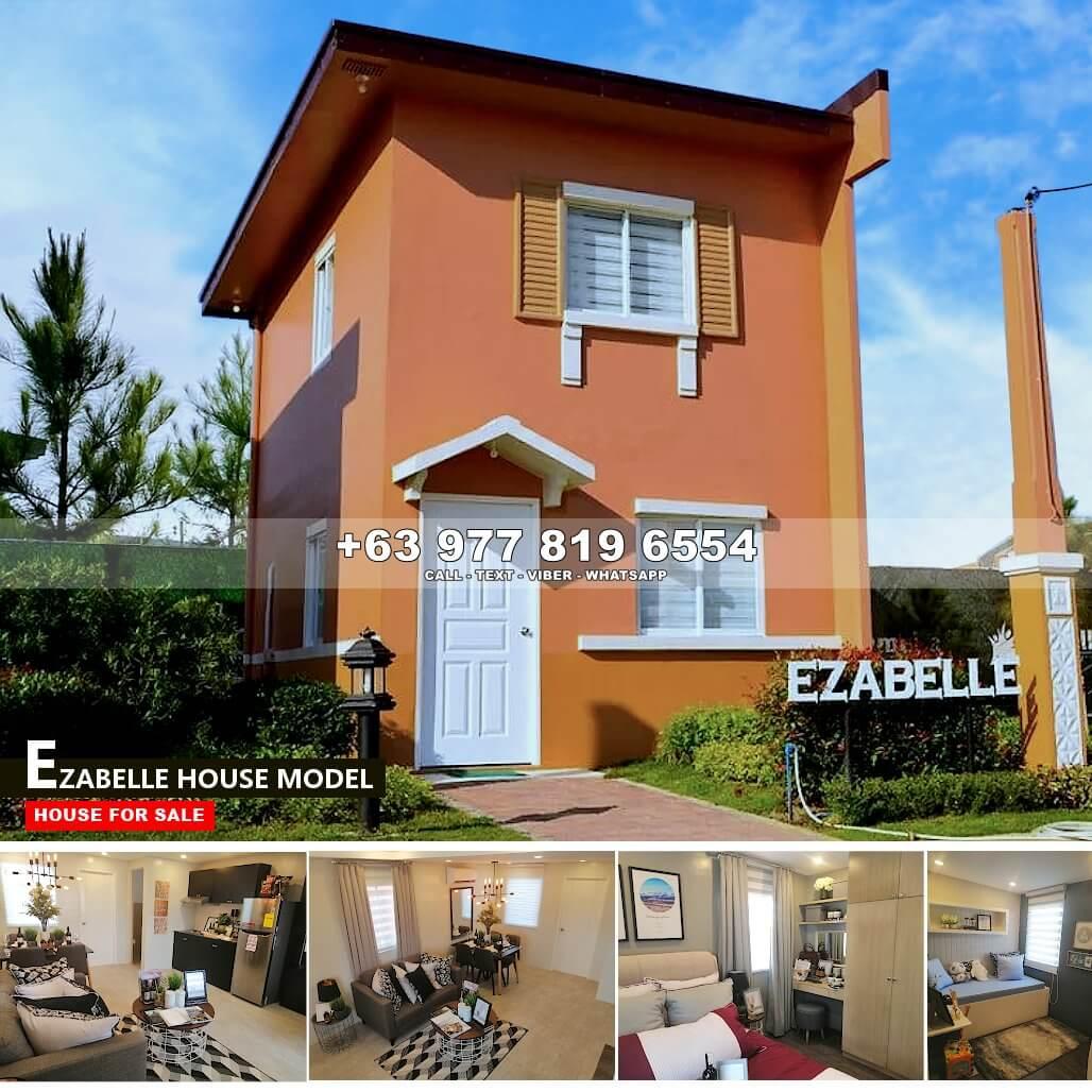 Ezabelle House for Sale in Calbayog, Samar