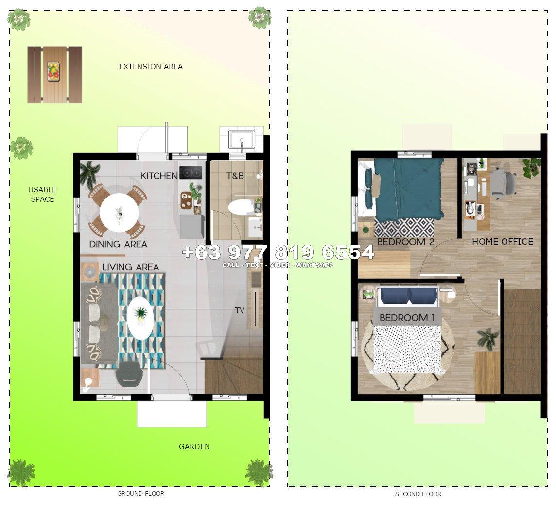 Frielle  House for Sale in Calbayog City